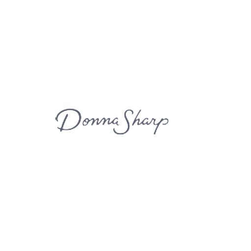Navy Grid Gathered Bedskirt by Donna Sharp