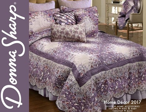 Donna Sharp 2016 Home Catalog